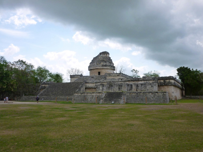 El Caracol (The Observatory)