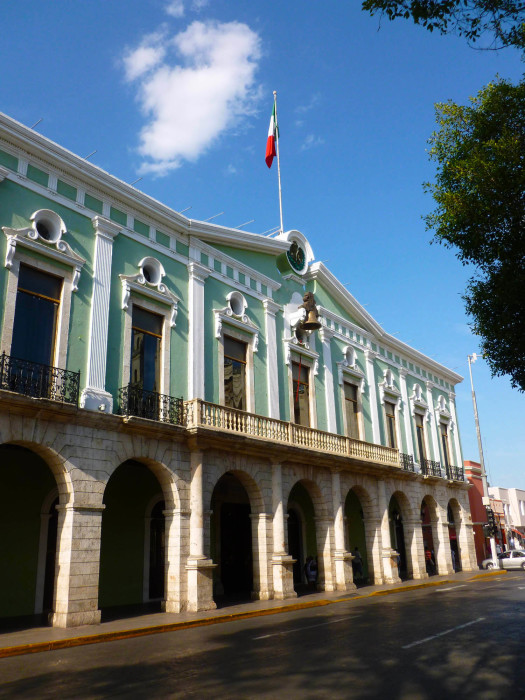The Yucatan State Capital Building