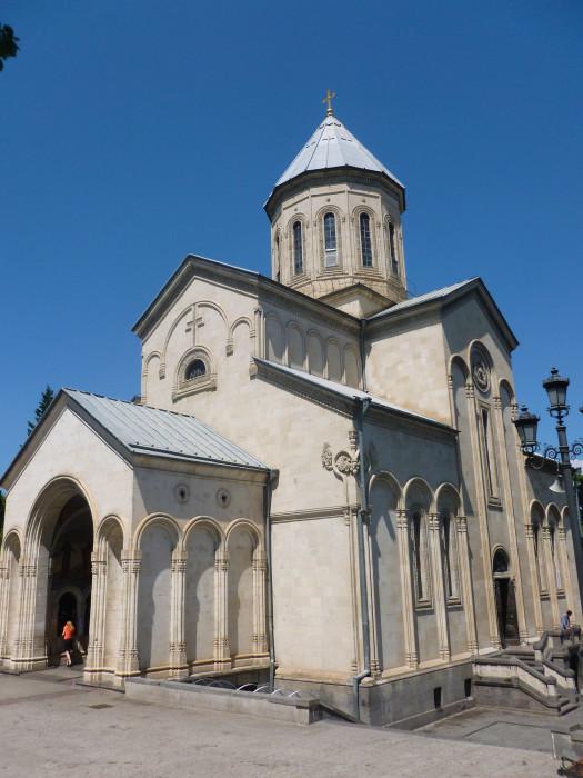 Qashveti, one of Tbilisi's many, many, many churches