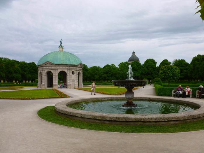 The Hofgarten