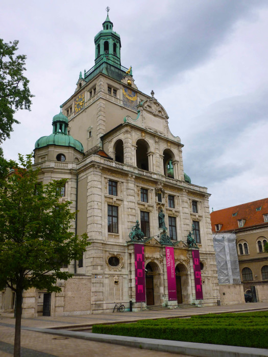 The Bavarian National Museum