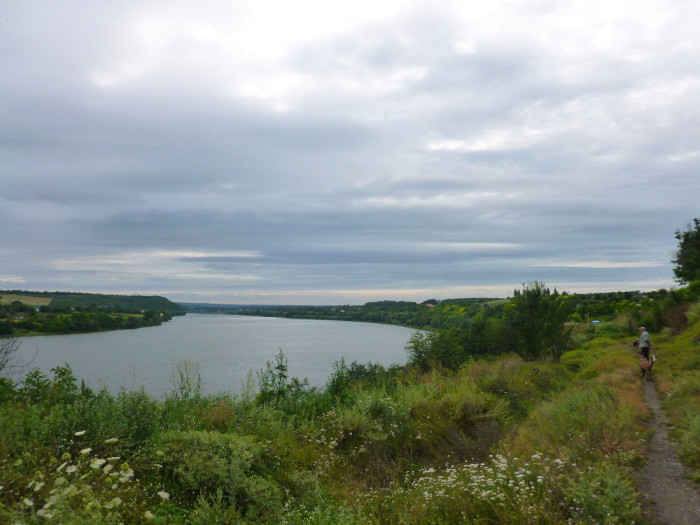 The Dniester River