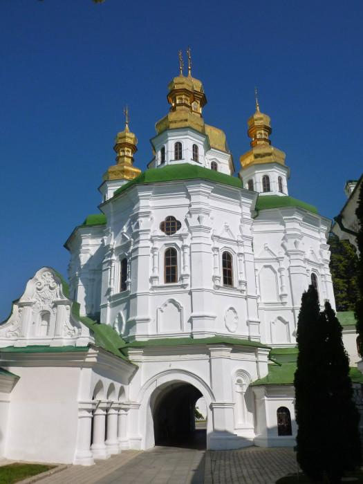 All the Saints Church at Pechersk Lavra