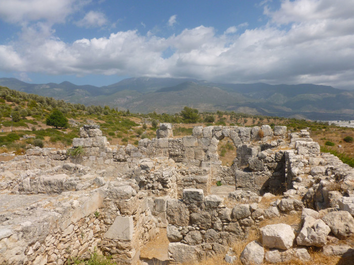 More ruins at Xanthos