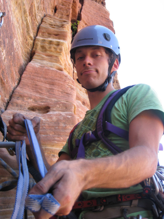 Me about to start up pitch 7 or 8