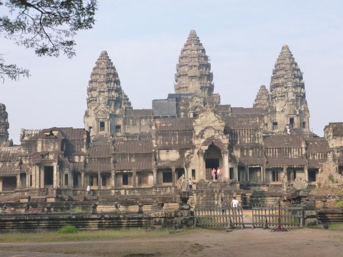 One more of Angkor Wat