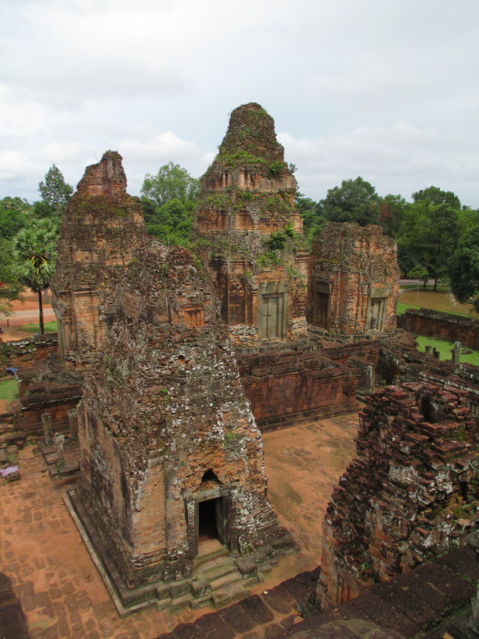 The temple Pre Rup