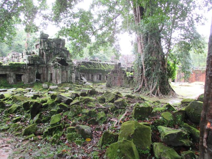 Ruins at Preah Khan