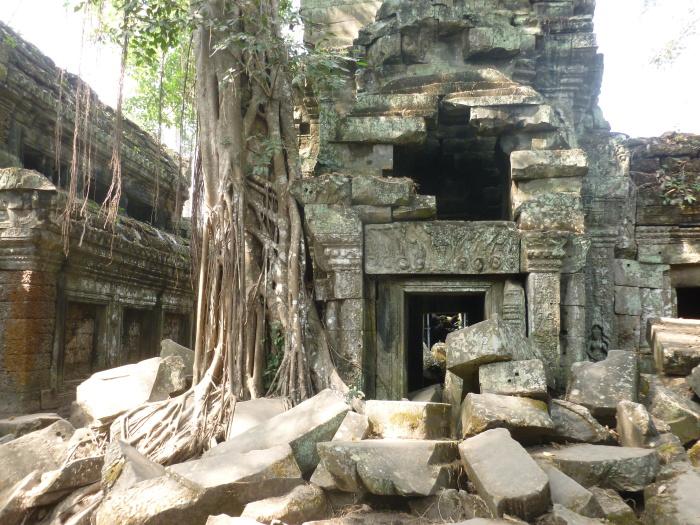 More ruins at Preah Khan